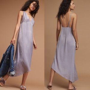 Anthro Moulinette Soeurs Winnie Lavender Dress